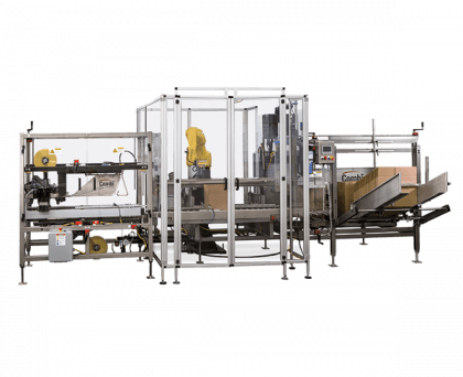 Ergopack® Robotic Case Packing Station